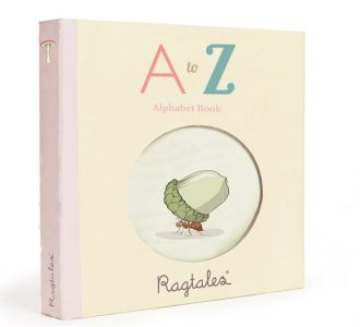 A to Z | Alphabet Ragbook from ragtales Ltd