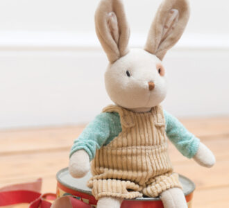 Alfie Rabbit | Soft Toy Rabbit from Ragtales Ltd