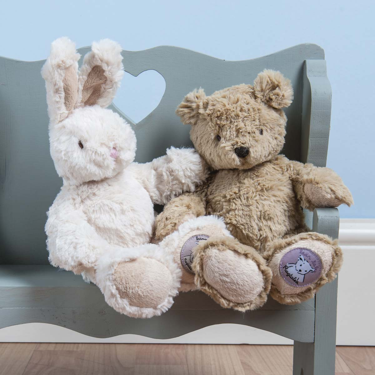 Baby Bo | Bunny Rabbit Soft Toy from Ragtales Ltd