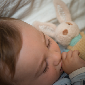 Baby Alfie Softie | Soft Toy Rattle from Ragtales Ltd