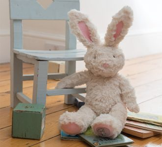Bella Rabbit | Soft Toy Bunny Rabbit from Ragtales Ltd