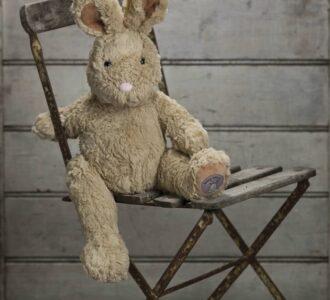 Bo Rabbit | Handsome Rabbit Soft Toy from Ragtales Ltd