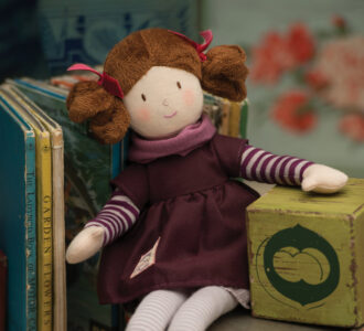 Evie | Rag Doll from Ragtales Ltd