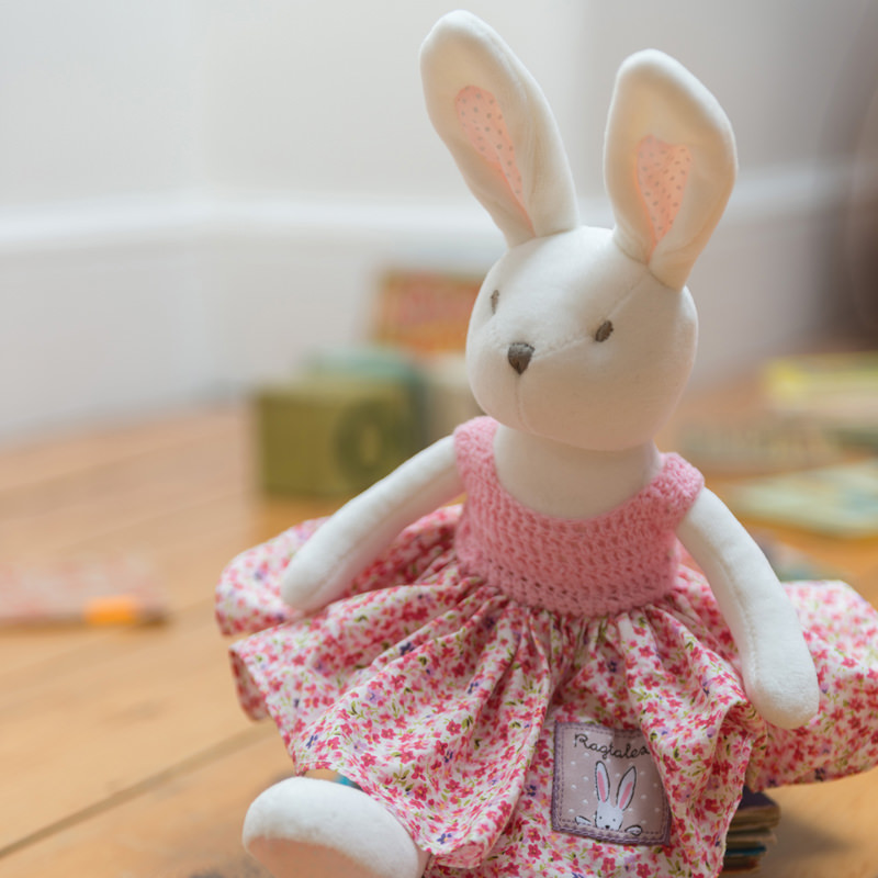 Fifi | Soft Toy Bunny Rabbit from Ragtales Ltd