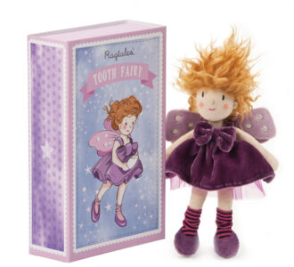 Girl Tooth Fairy | Ragdoll Tooth Fairy from Ragtales Ltd
