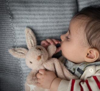 Baby Alfie Comforter | Soft Toy Comforter from Ragtales Lt