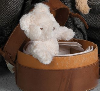 Mini Darcy | Mini Teddy Bear from Ragtales Ltd