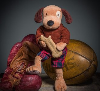 Oscar | Soft Toy Puppy Dog from Ragtales Ltd