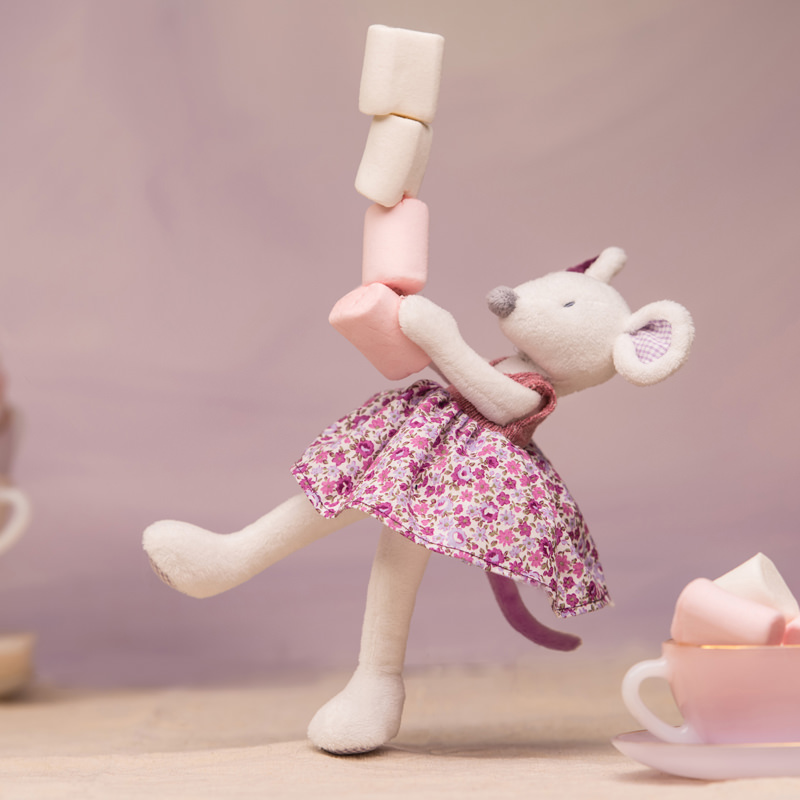 Penny | Soft Toy Mouse from Ragtales Ltd