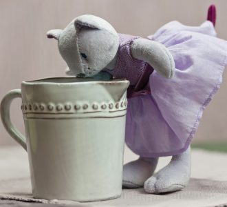 Pippa | Pretty Kitten Soft Toy from Ragtales Ltd