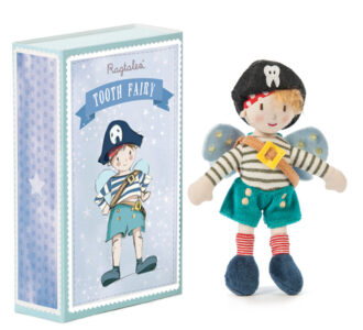 Pirate Tooth Fairy | Tooth Fairy Rag Doll from Ragtales Ltd