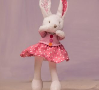 Poppy Rabbit | Soft Toy Rabbit from Ragtales Ltd