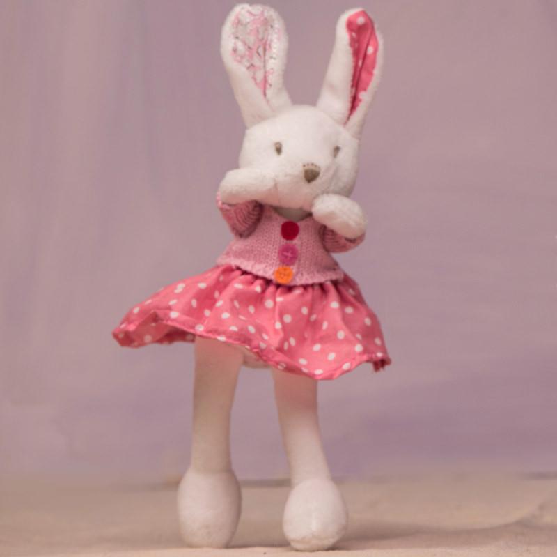 Poppy Rabbit | Soft Toy Rabbit from Ragtales Ltd