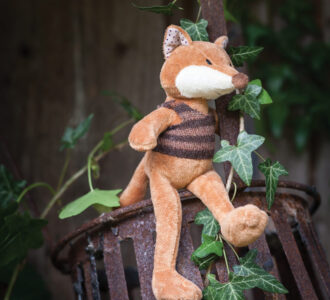 Paxton | Soft Toy Fox from Ragtales Ltd.