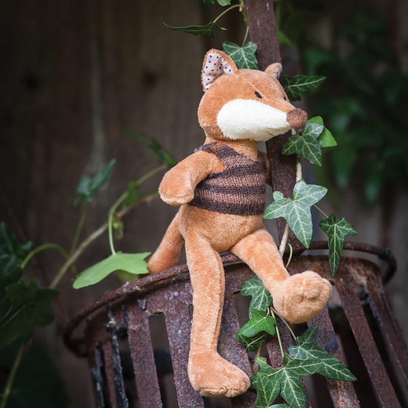 Paxton | Soft Toy Fox from Ragtales Ltd.