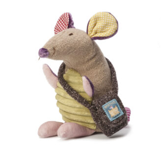 Stitch - Mouse Soft Toy from Ragtales