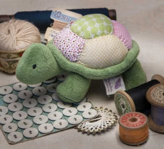 Terry | Soft Toy Tortoise from Ragtales Ltd