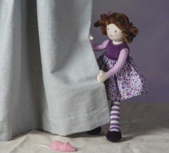 Tilly | Ragdolly Soft Toy from Ragtales Ltd