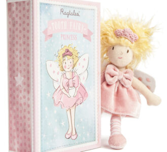 Princess Tooth Fairy | Tooth Fairy Soft Toy from Ragtales