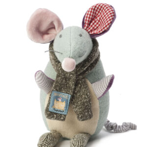Tweedie | Mouse Soft Toy from Ragtales Ltd