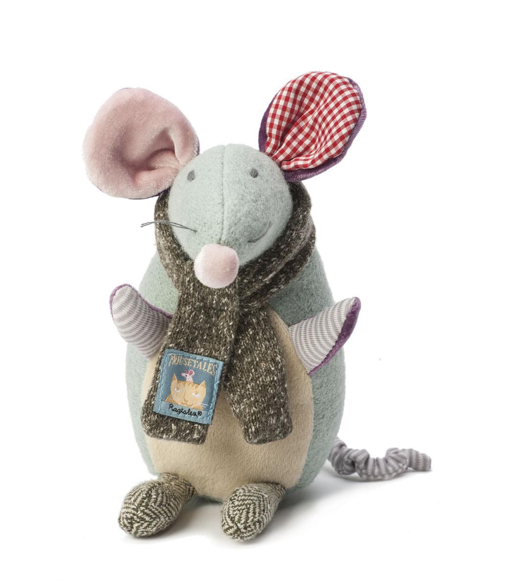 Tweedie | Mouse Soft Toy from Ragtales Ltd